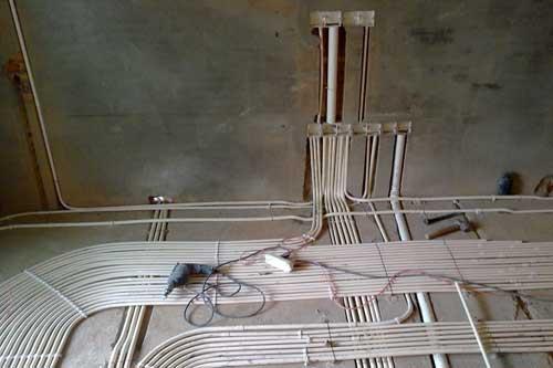 装修电工室内布线注意事项
