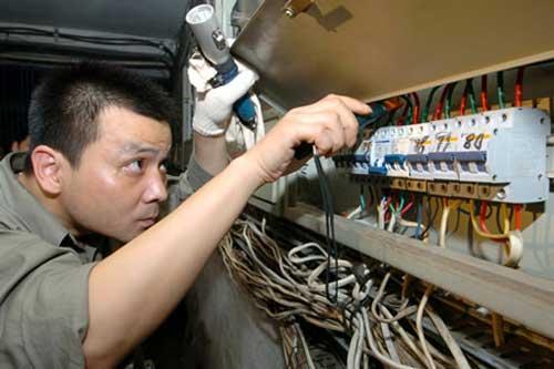 线路维修检测