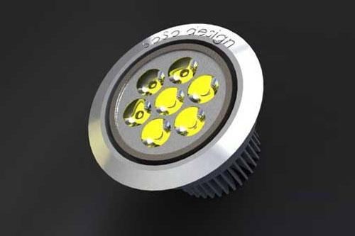 关于LED照明灯具的特点