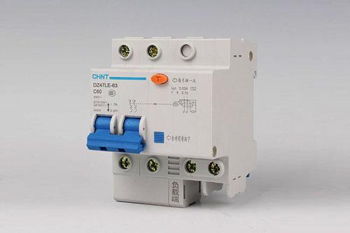 漏电保护器跳闸原因分析