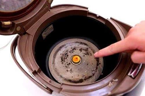 电饭锅通电很快就断电和饭煮熟后不断电原因分析
