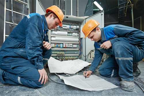 电源电路安装及其引入方式说明