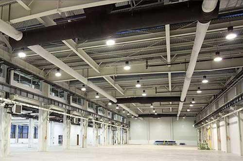 工厂车间的照明电路安装基本要求