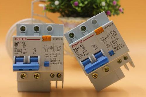 如何合理选择漏电保护器