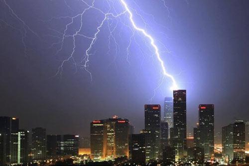 夏天雷雨天气使用电器注意事项