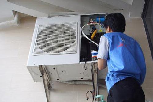 空调常见故障的原因及维修方法