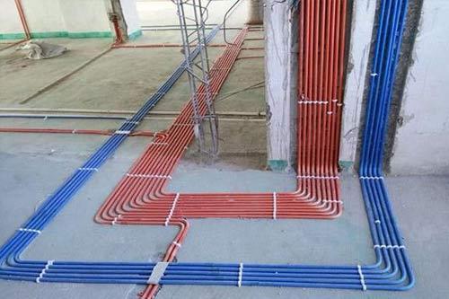 电路安装后外观质量验收要求