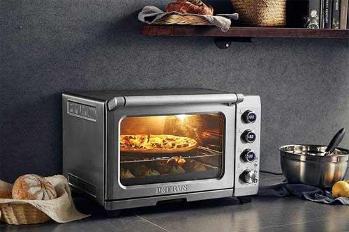 电烤箱通电后不加热或温度偏低的检修方法