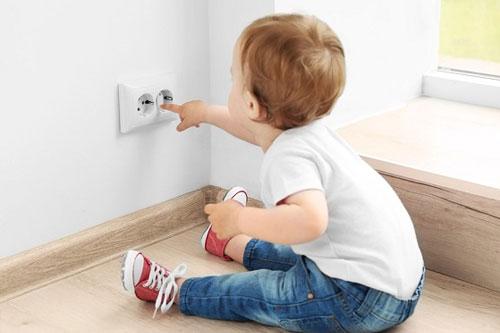 关于儿童用电安全提示