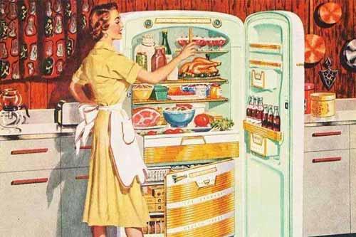 家用电冰箱常见故障有哪些及故障分析