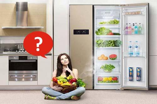 家用电冰箱为什么会出现噪音