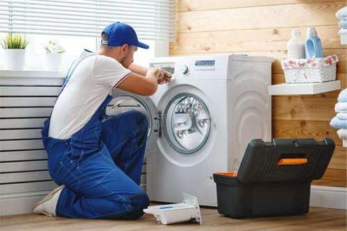 家用电器洗衣机漏水的原因与维修