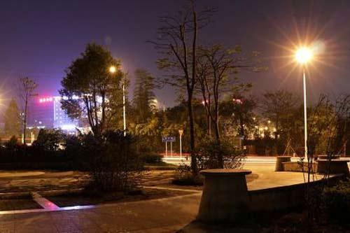 物业小区照明系统特点