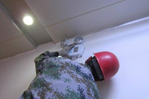 应急照明系统电路布线安装及检测规范与注意事项
