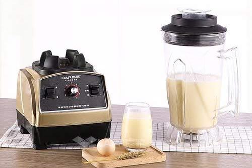 豆浆机注意事项-如何正确使用豆浆机