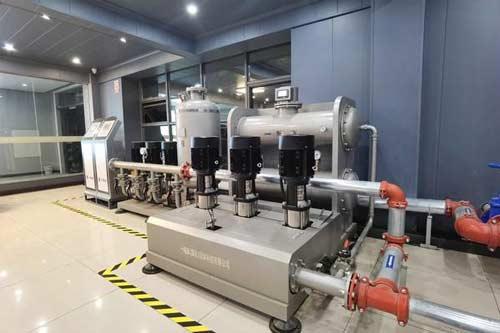 给水泵在安装时对电源的要求