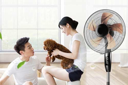 电风扇使用注意事项