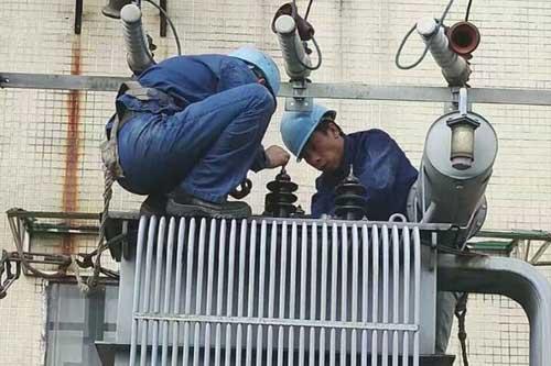 配电变压器故障检查与分析