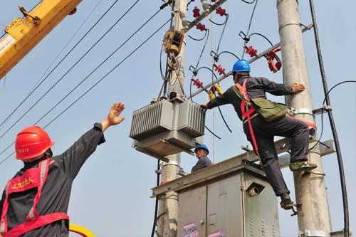 配电变压器安装运行前的检查